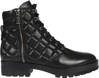 Michael Kors Rosario Lace Up Boots