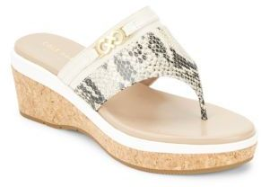 Cole Haan  Lindy Platform Sandals