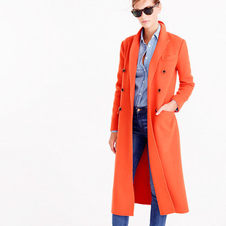 Collection wool-cashmere duster coat $595 thestylecure.com