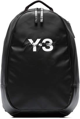 Y-3 black logo bag