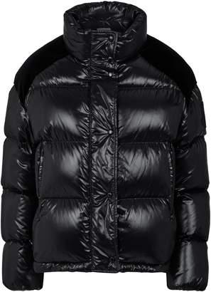 9c231a7de Black Padded Down Jacket - ShopStyle UK