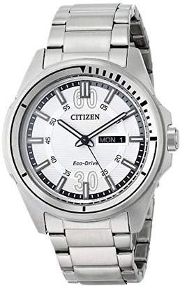 Citizen Men's AW0031-52A Drive from HTM Eco-Drive Stainless Steel Bracelet Watch
