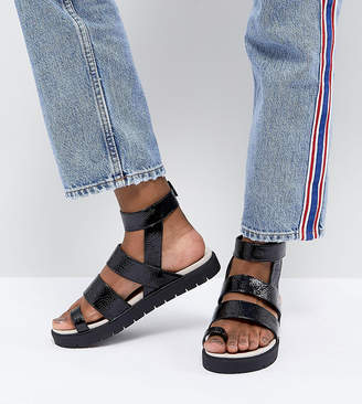 Monki Strap Detail Sandal