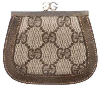 265d930c3 Gucci Vintage GG Plus Coin Purse