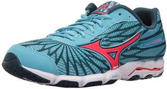 Mizuno Women Wave Hitogami 4 Running Shoe