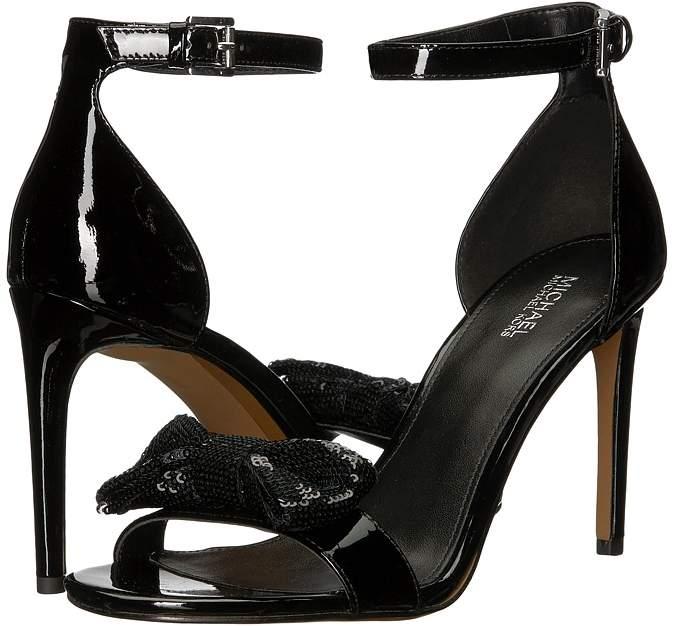 MICHAEL Michael Kors Paris Sandal High Heels