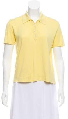Loro Piana Casual Short Sleeve Top