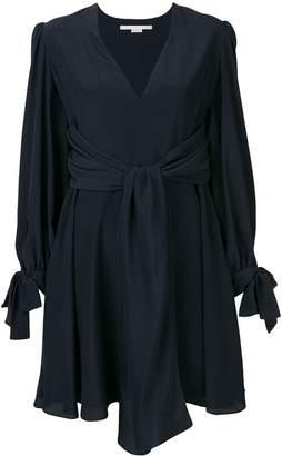 Stella McCartney tied details short dress