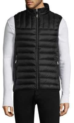 Tumi Woven Down-Filled Vest