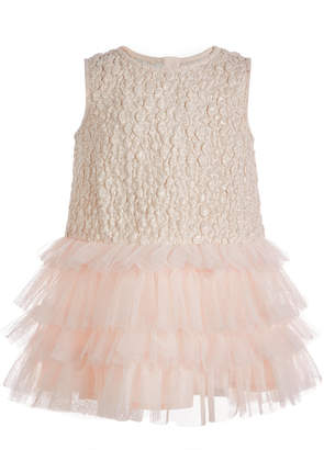 First Impressions Baby Girls Ruffle Statement Dress