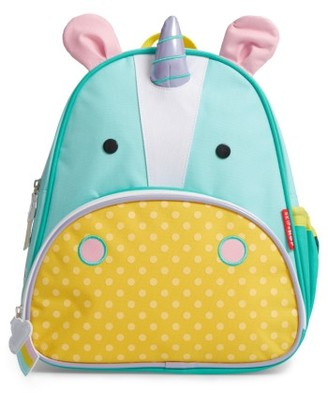 Toddler Skip Hop Zoo Pack Backpack - Yellow $20 thestylecure.com