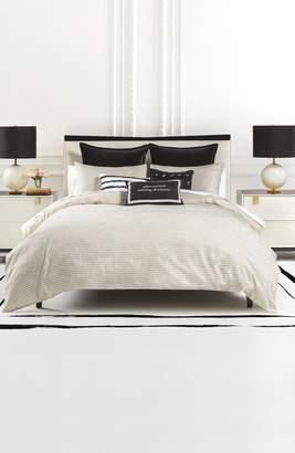 Kate Spade Boucle Comforter & Sham Set