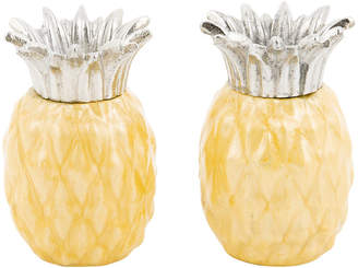 Julia Knight Pineapple Salt & Pepper Shakers