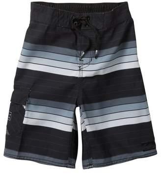 Billabong All Day Stripe Board Shorts (Toddler & Little Boys)