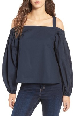 Women's Soprano Off The Shoulder Top $45 thestylecure.com