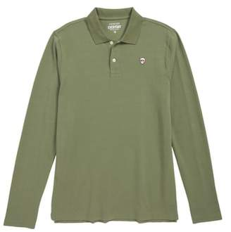 J.Crew crewcuts by Critter Long Sleeve Polo