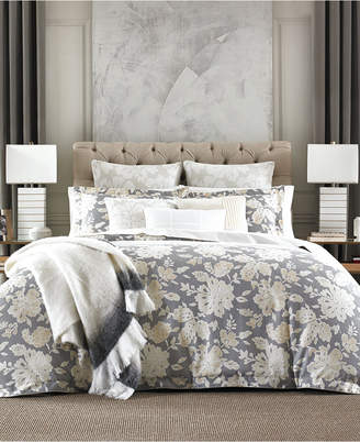 Tommy Hilfiger Broadmoor Reversible Floral Full/Queen Comforter Set Bedding