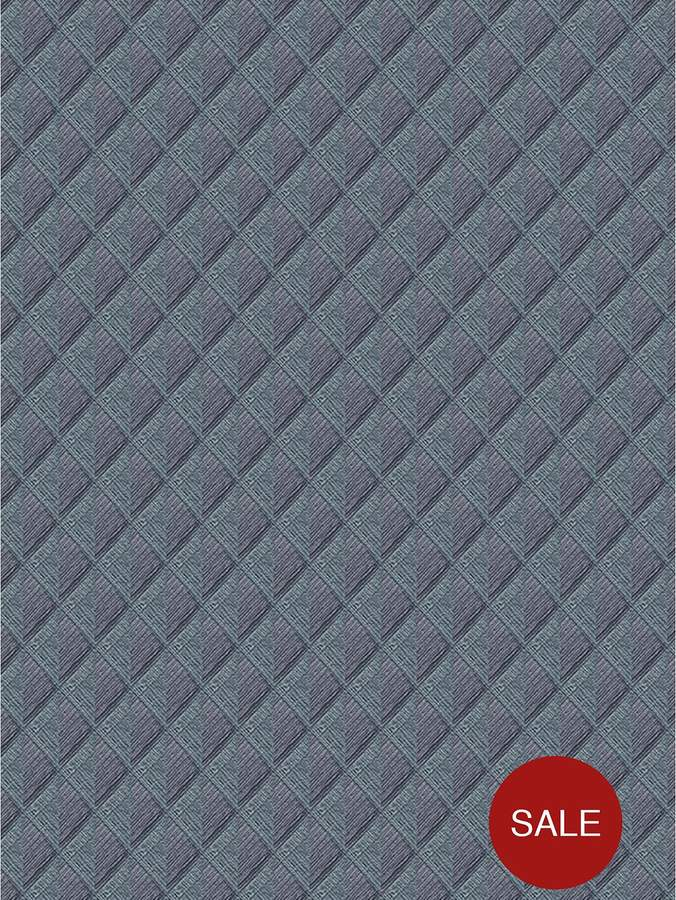 ARTHOUSE Piccolo Blue Wallpaper