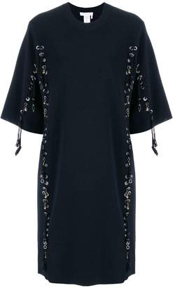 Chloé riveted shift dress