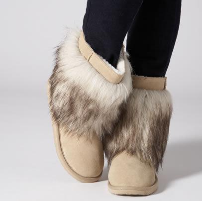 AE Warm & Fuzzy Boot