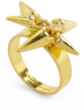 Spikes World Ring