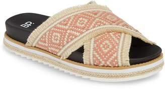 BP Booker Slide Sandal