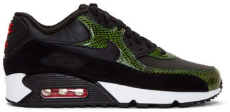 Nike Black Air Max 90 QS Sneakers