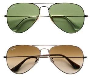 Ray-Ban 58MM Original Aviator Sunglasses