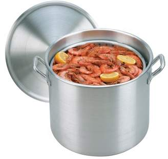 King Kooker Aluminum Pot with Basket and Lid