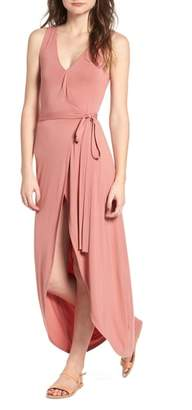 Soprano Knit Maxi Dress