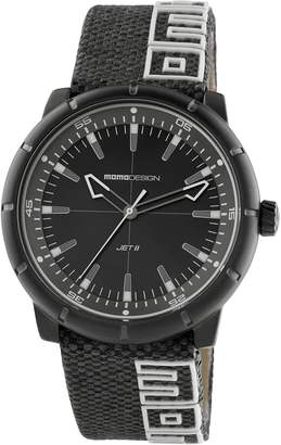 MOMO Design MOMODESIGN JET II Men's watches MD8287BK-13