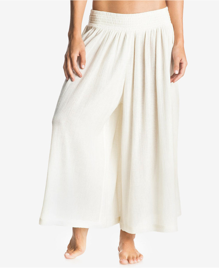 Roxy Juniors' By Your Side Palazzo Pants