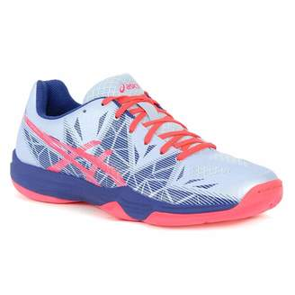 sneakers for cheap edf99 04ea9 Asics Gel Fastball 3 Womens Tennis Shoe (Soft Sky Diva Pink) (7.5