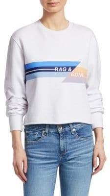Rag & Bone Glitch Pullover