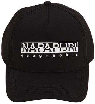 Napapijri FRAMING COTTON BLEND BASEBALL HAT