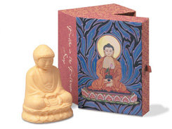 Buddha Bathroom Soap with Gift Box by QueenZ