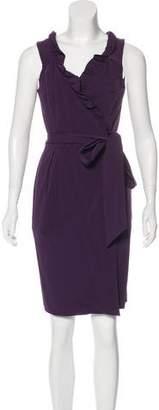 Diane von Furstenberg Sleeveless Hampton Dress