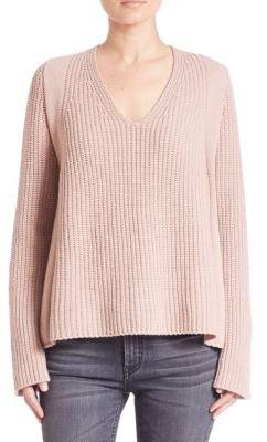 Helmut LangHelmut Lang V-Neck Wool Sweater
