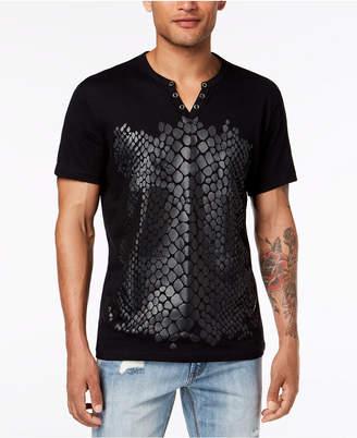 INC International Concepts I.n.c. Men's Crocodile T-Shirt, Created for Macy's