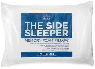 JCPenney JCP HOME Home Side Sleeper Memory Foam Medium Pillow