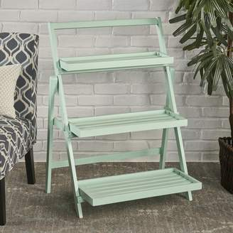 Charlton Home Fenimore Indoor Multi-Tiered Plant Stand