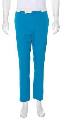 Bottega Veneta Flat Front Pants