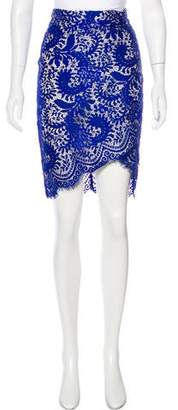 Lover Lace Knee-Length Skirt w/ Tags