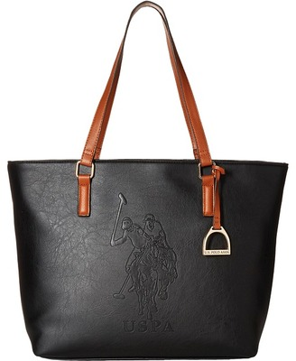 U.S. POLO ASSN. Lia Embossed Tote $99 thestylecure.com