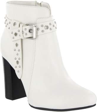Mia Shoes Heeled Booties - Amellya