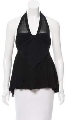 Givenchy Knit Halter Top