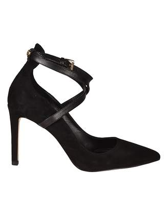 Michael Kors Ankle Buckle Strap Pumps