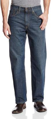 Levi's Men's 550 Relaxed Fit Jean, Big and Tall, Range, 44x30