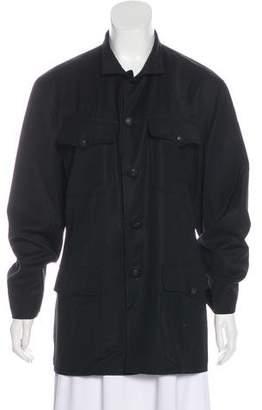 Jean Paul Gaultier Long Sleeve Button-Up Jacket