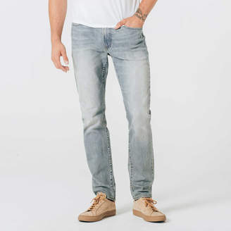 DSTLD Skinny-Slim Jeans in Light Wash